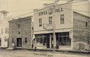 Image - Postcard of the G.W.V.A. Hall in Peace River