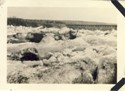 Image - Photograph of ice on the Peace River