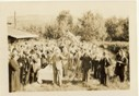 Image - Photograph of eating corn at Early's Market Garden