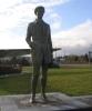 Image - Amelia Earhart Statue
