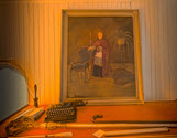Image - peinture portrait de Mgr Camille-André LeBlanc