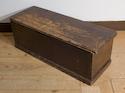 Image - coffre de bois à rabat