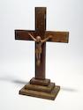 Image - crucifix sur pied
