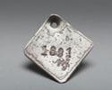 Image - Identification tag, insigne d'identification
