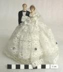 Image - figurine de gâteau de mariage