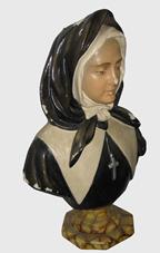 Image - Buste de Marguerite Bourgeoys