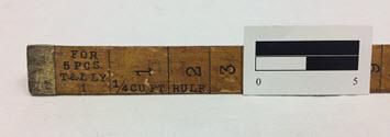 Image - Règle de cubage