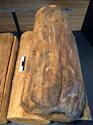 Image - Billot de bois marqué