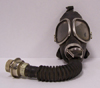 Image - gas mask and air canister