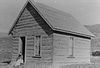 Image - Officers Quarters Peace River 1898