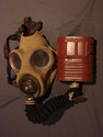 Image - Mask, gas w/cannister