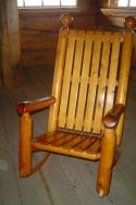 Image - Chaise berceuse