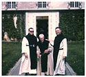 Image - Dom Marcel with two Brothers