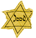 Image - Judenstar (= yellow star patch)