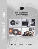 Publication - TB 30 The Digitization of Audiotapes
