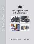 Publication - TB 31 The Digitization of VHS V(...)