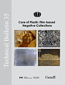 Publication - TB 35 Care of Plastic Film-based Negative Collections